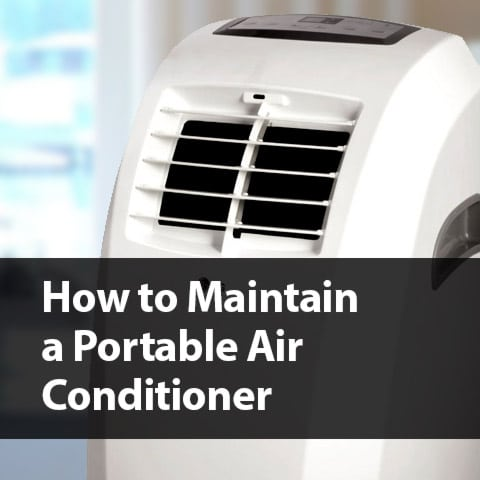 How to Maintain a Portable Air Conditioner | Home Air ... Air Conditioner Schematic Diagram Garrison on