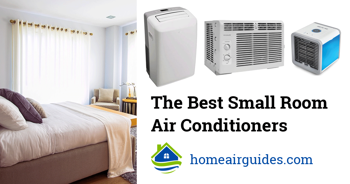 2019 Best Small Room Air Conditioner (The Top Small AC